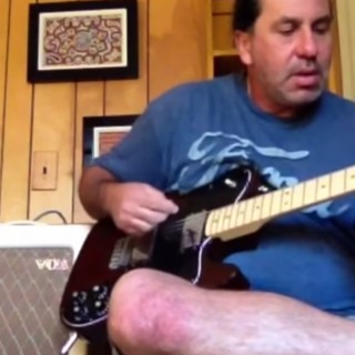 Guitars, Amps, Cables, and Pedals (Alan Levine)