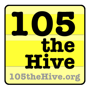 105theHiveTwitter